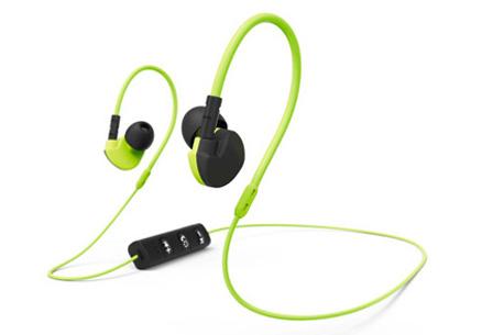 Bluetooth-Headset für den Sport