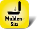 Piktogramm Mulden-Sitz