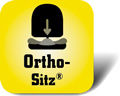 Piktogramm Ortho-Sitz