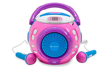 Kinder-CD-Player