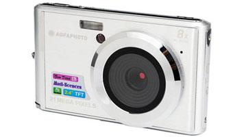 Digitalkamera Agfafoto dc5200 silber
