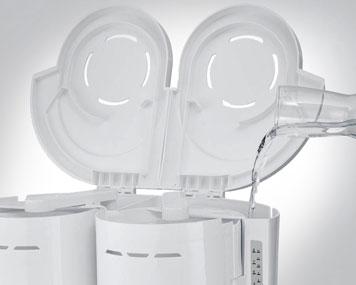 Doppel-Filterkaffeemaschine von Severin