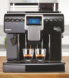 Vollautomatische Kaffeemaschine