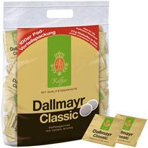Dallmayr Classic Vorteilspack mit 100 Pads