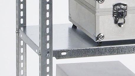 Schwerlast-Schraubregal von SZ-Metall