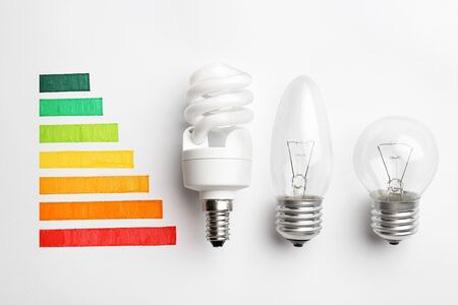 Energieeffizienzklassen für Lampen