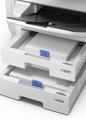 Laser-Multifunktionsgerät für kleineres Druckvolumen