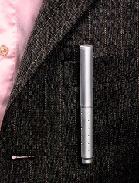 Laserpointer als Stift