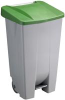 Mülleimer mit 120 Litern