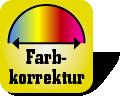 Piktogramm Farbkorrektur