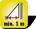 Piktogramm Kurzdistanz