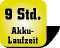 Piktogramm Akkulaufzeit