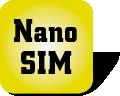 Piktogramm Nano SIM