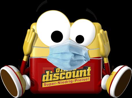 ODI mit Atemschutz-Maske
