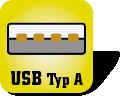 Piktogramm USB-Typ-A