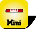 Piktogramm Batterien Mini AAAA