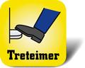 Piktogramm für Treteimer