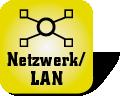 Piktogramm für Multifunktionsgeräte mit LAN-Aschluss