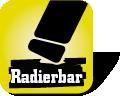 Radierbar