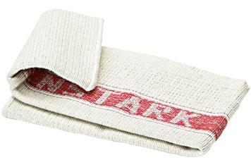 Bodentuch aus Baumwolle