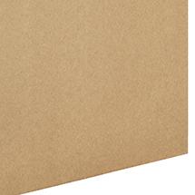 Schmaler Ordner aus Pappe