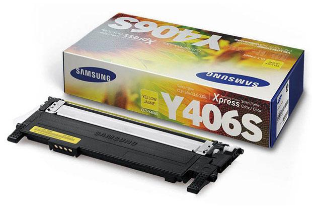 Samsung Toner Y406S