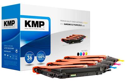 Rebuilt-Toner von KMP für