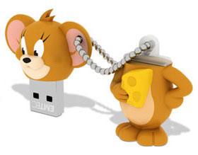 USB-Stick in der Form einer Maus