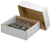 Wellpapp-Karton mit abnehmbarem Deckel