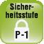 Logo Sicherheitsstufe 1