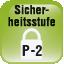 Logo Sicherheitsstufe 2