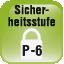 Logo Sicherheitsstufe 6