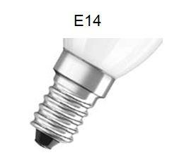 Leuchtmittel-Sockel-E14