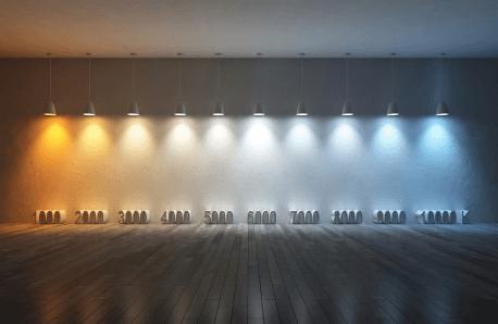 Licht-Farbtemperatur