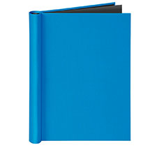 Hochwertige Buch-Klemmappe