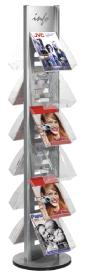 Prospektständer für DIN A4 Werbemittel
