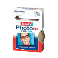 tesa Photo Film-Tape doppelseitig klebend