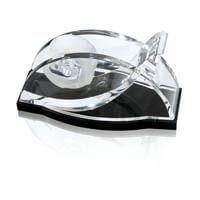 Wedo Klebefilm Tischabroller acryl exklusiv glasklar