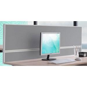 Mauser Tischtrennwand Grau 2000 X 570 Cm Günstig Online Kaufen