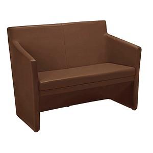 nowy styl sofa braun kunstleder g nstig online kaufen. Black Bedroom Furniture Sets. Home Design Ideas