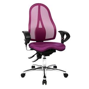 3e88f6fa460370 Topstar Sitness® 15 Bürostuhl lila günstig online kaufen
