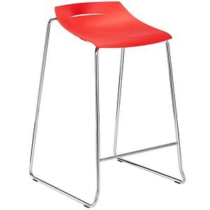 mayer my purism barhocker rot g nstig online kaufen. Black Bedroom Furniture Sets. Home Design Ideas