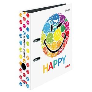 herlitz SmileyWorld® Ordner 8,0 cm smiley rainbow günstig ... Rainbow Onlineshopping 24 Nede