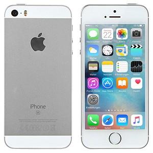 apple iphone se silber 128 gb g nstig online kaufen. Black Bedroom Furniture Sets. Home Design Ideas