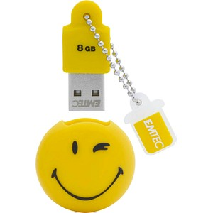emtec usb stick smiley world take it easy 8 gb g nstig online kaufen office discount. Black Bedroom Furniture Sets. Home Design Ideas