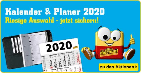 Kalender & Planer 2019